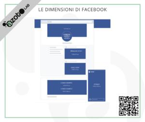 Le dimensioni di Facebook Azotolab
